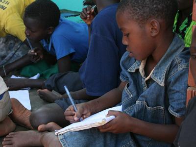AMF :: African Millennium Foundation